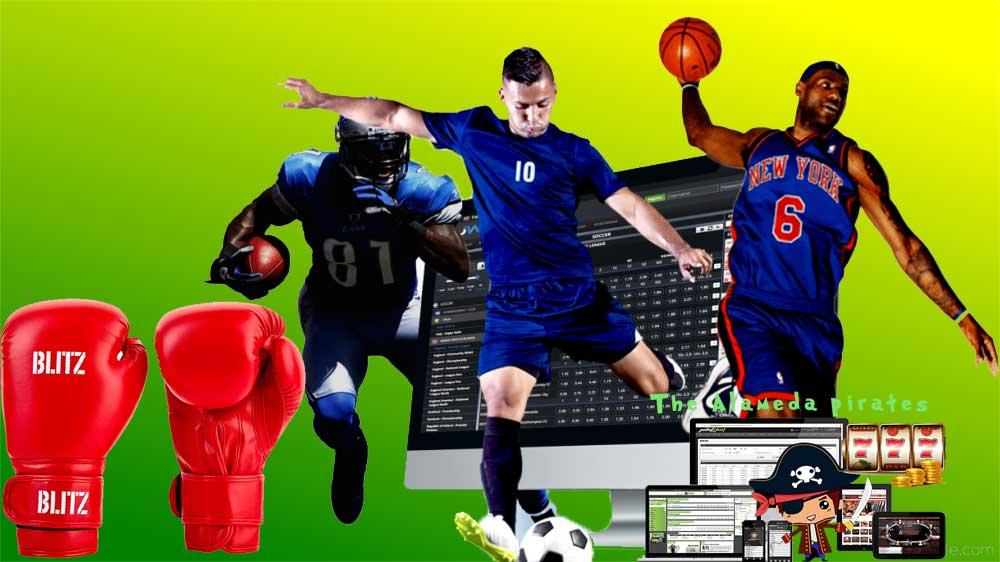 Jenis Taruhan Olahraga Dalam Sportsbook Online